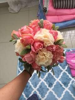 (For Rent) hand bouquet Artificial Flower