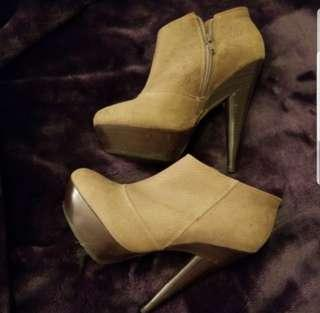 Topshop Boots size 7.5