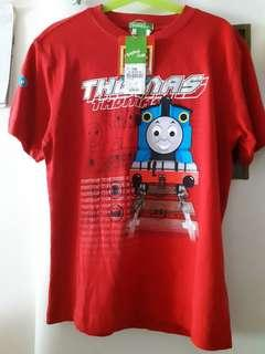 🚨MARKED DOWN, FREE MAIL🚨[Juniorcloset] 🆕️ Bossini Kids Thomas and Friends Tee (size 130)