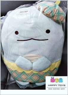 Sumikkogurashi - Dress Up Check Plushy XL B