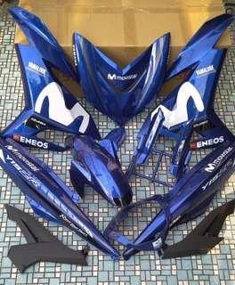 Coverset Yamaha Y15ZR MUVISTAR 2018