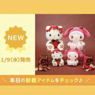 🇯🇵日本Sanrio x Godiva 2019一年一度 日本限定 情人節禮盒