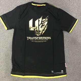 Transformers4 T-shirt (TGV Version)