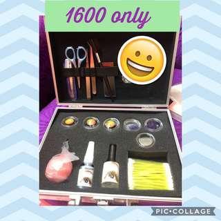 Eyelash extension supply