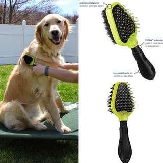 LARGE FURminator Dog Dual Brush
