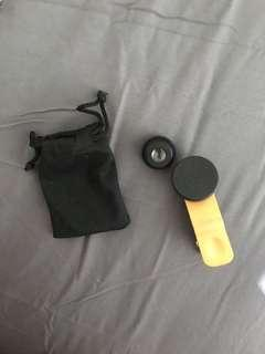 Clip On Cellphone Lenses