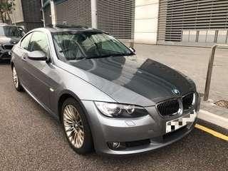 BMW 323CI coupe