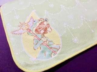全新百變小櫻 日本製 方毛巾 一番賞