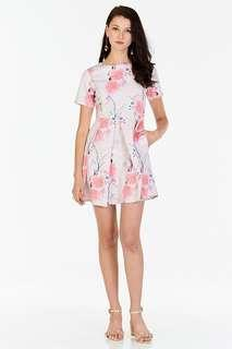 TCL Pearlina Floral Printed Dress