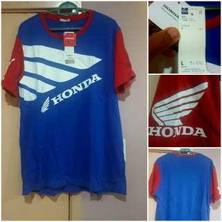 NOS Official Honda Tshirt