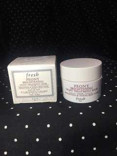 Fresh Night Treatment Mask 15 ml
