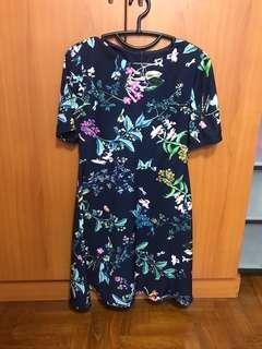 TTR Floral Dress