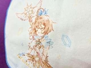 全新 百變小櫻 日本製 方毛巾 一番賞