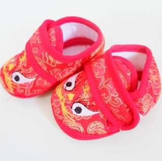 Red Qipao Shoes