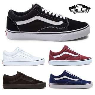 Vans Lelong Size 36-45