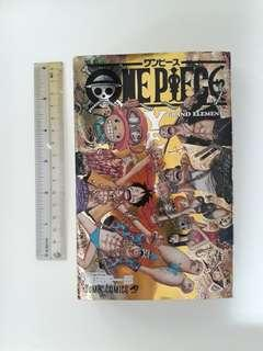 One Piece Yellow: Grand Elements databook (2007)