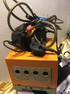 Gamecube 2部+6games+10GBA w/player+action replay