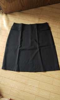 Office skirt preloved #bersihbersih