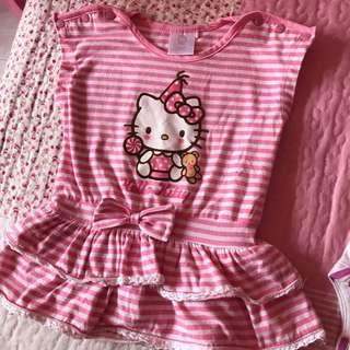 3 pcs - Preloved Girl's Shirt