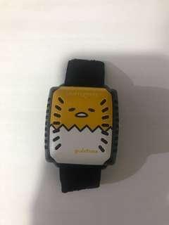 蛋黃哥驅蚊手帶(放驅蚊貼入內,要買補充裝)可充電