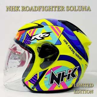 NHK ROADFIGHTER HELMET..😊!!