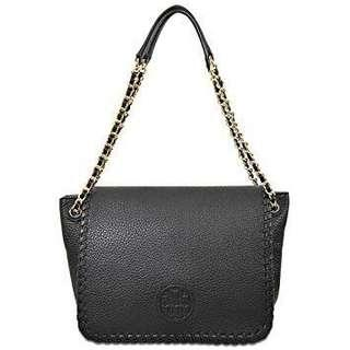 Tory Burch Marion Small Shoulder Bag (Authentic)