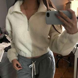Zaful Cropped Sweater