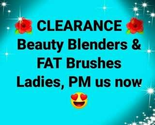 Dear Ladies,  These items need not any introduction at all. These are the Princess of our makeup 😍 Keen? PM us for orders 😍