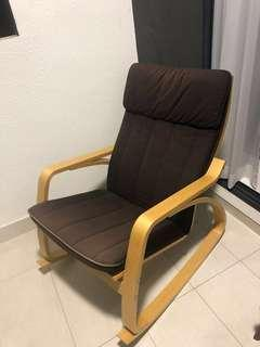 Poang rocky chair