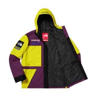 💯[IN STOCK-L] Supreme The North Face Expedition Jacket