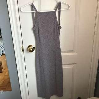 Aritzia Community Backless Dress