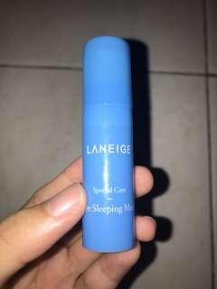 Leneige eye sleeping mask