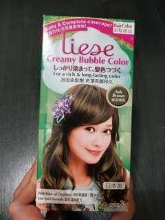 Liese Creamy Bubble Colour in Ash Brown