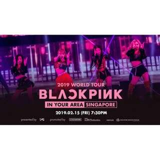 Black pink Cat 1 seating