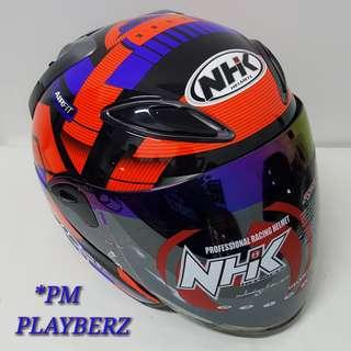 NHK ROADFIGHTER HELMET..😉!!