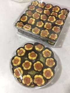Pineapple Tart (Flower)