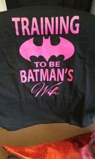 Batman Black tee