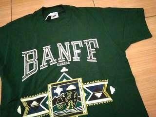 Vintage BANFF Canada Tshirt