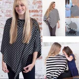 Preorder Brand New Breastfeeding Nursing Scarf Cover Shawl
