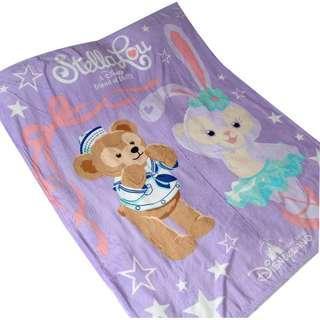 迪士尼 Duffy 毛毯