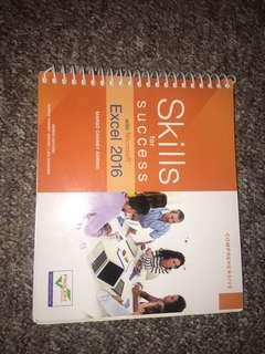 Skills for success excel 2016 (itm lab book)