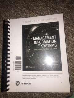 Itm management information systems (15th edition)