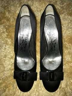 S. Ferragamo heel