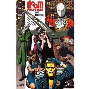 DOOM PATROL - CRAWLING FROM THE WRECKAGE TPB (2016) Deluxe Edition TV Series Coming Soon!