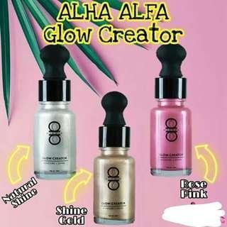 ALHA ALFA GLOW CREATOR