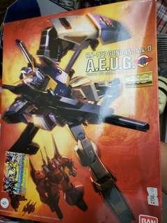 MG 1/100 Gundam Mk II 2.0 HD Color