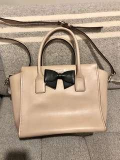 Kate spade leather handbag purse