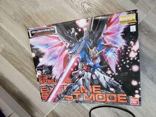MG 1/100 Density Gundam Exteme Blast Mode 豪華版命運高達
