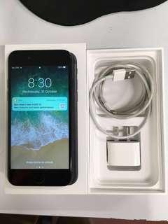 iPhone 7 128GB - black unlocked