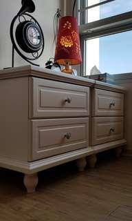 Bedside drawer Victorian table